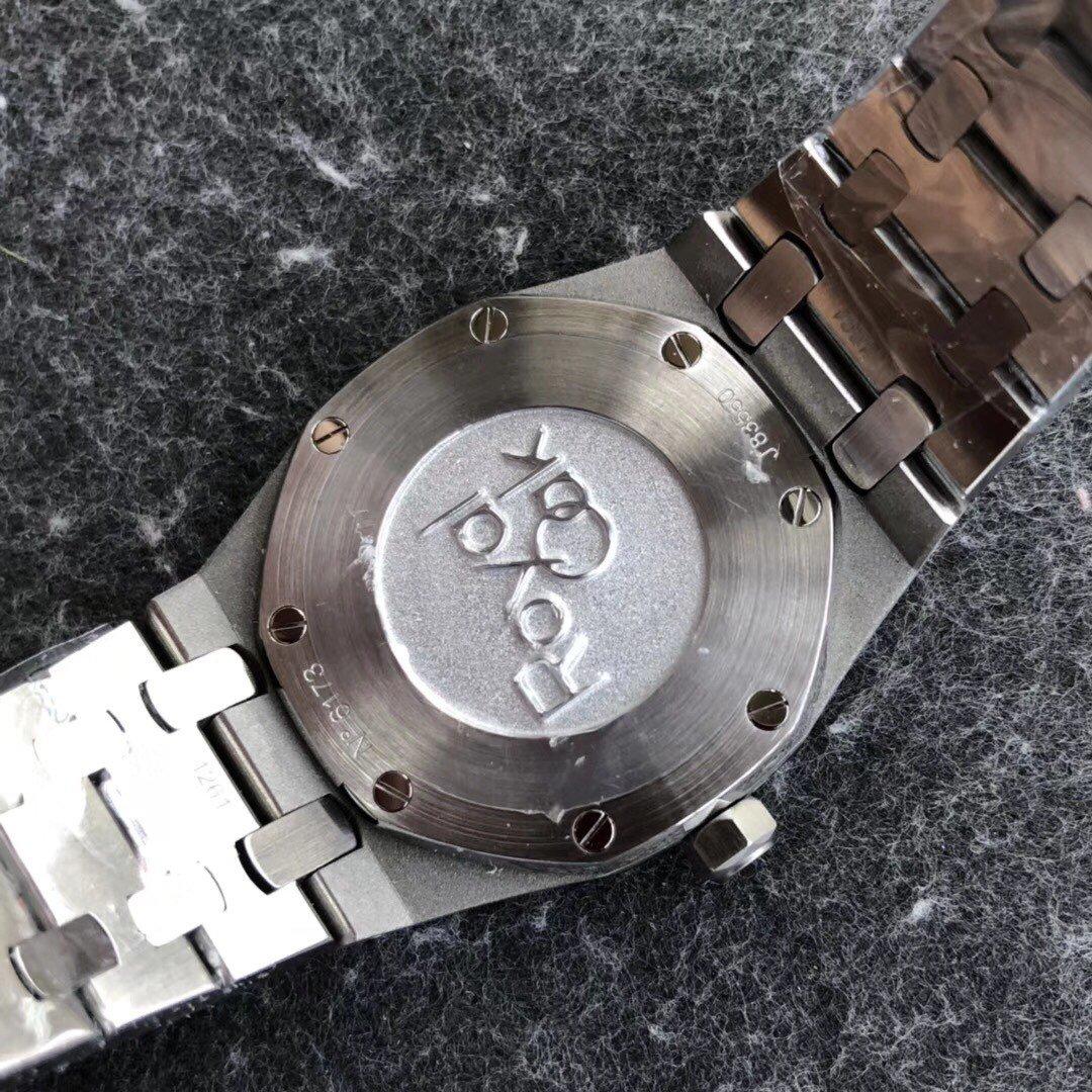 JF爱彼皇家橡树女装石英腕表33直径白盘