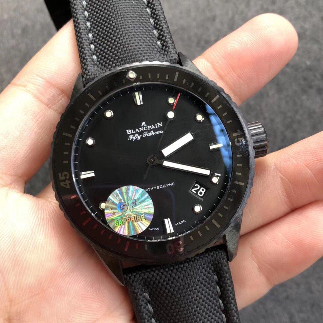 GF宝珀五十噚43.6mm男表顶级复刻手表