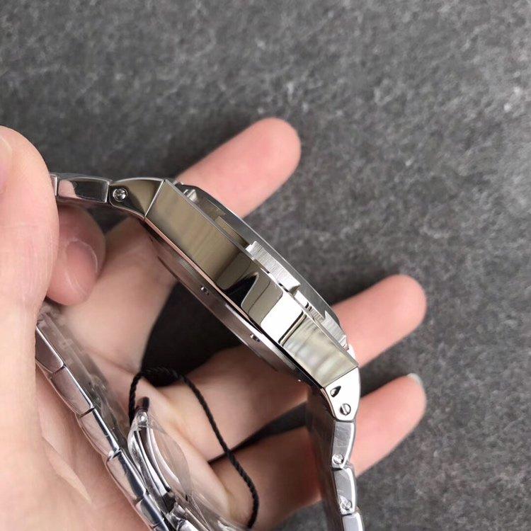 TWA厂江诗丹顿复刻表纵横四海多功能腕表白钢系列