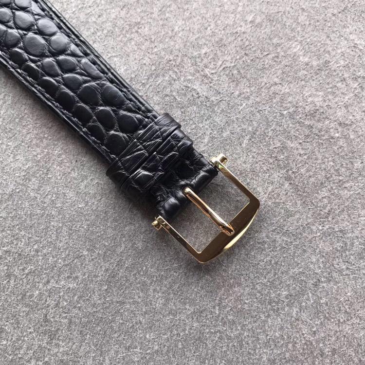MKS厂宝玑5177BB超薄复刻经典黄金色白盘手表
