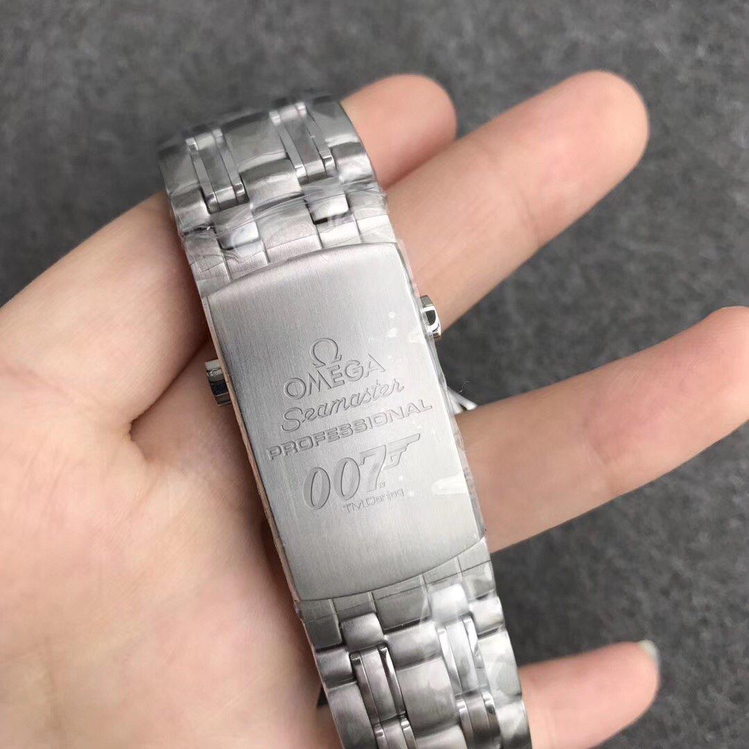 MKS厂欧米茄全新海马300米陶瓷表盘8800机芯 007指挥官