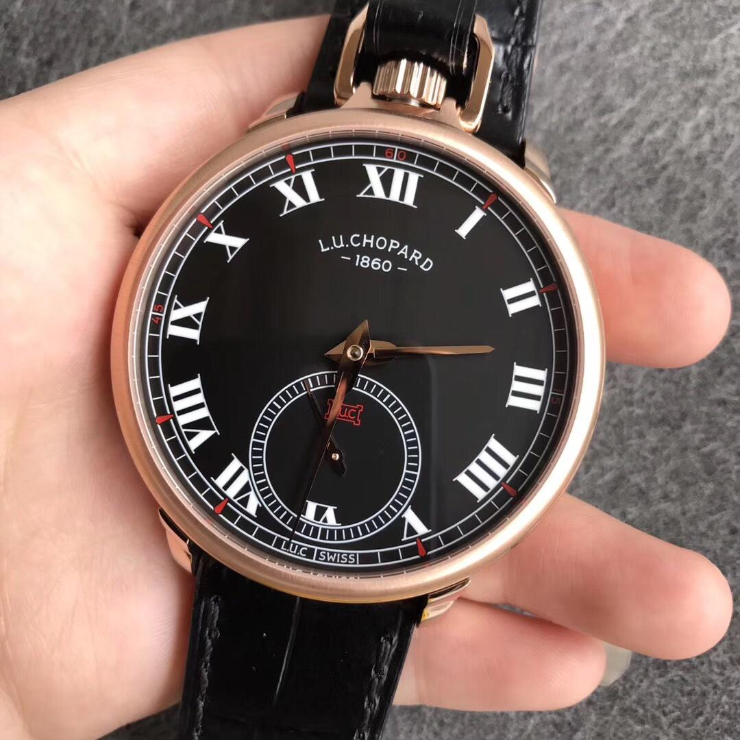 LUC萧邦L.U.C系列161923-1001腕表一表两用