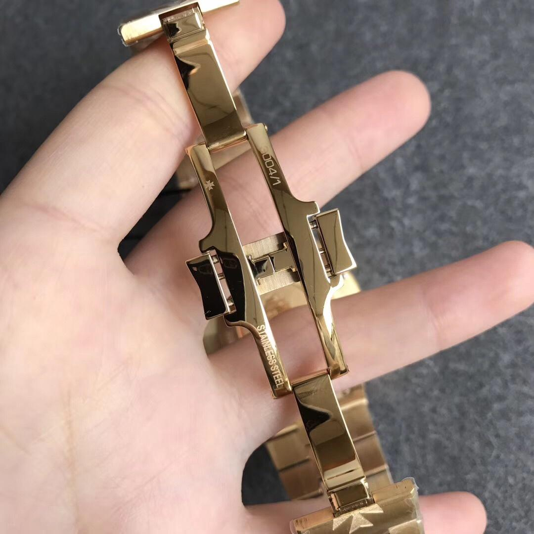 TWA厂江诗丹顿复刻表纵横四海多功能腕表黄金系列