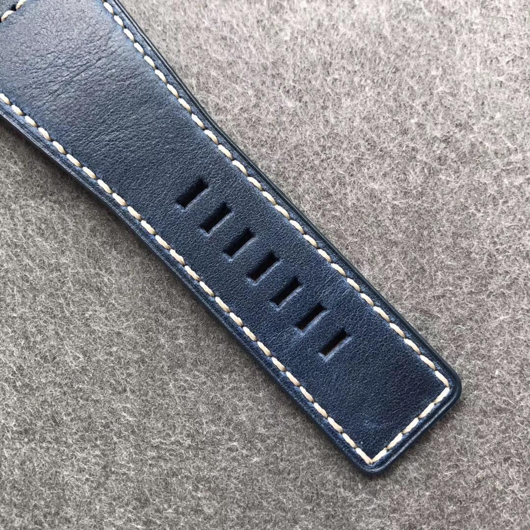 BR厂柏莱仕方形计时码表 蓝色时尚