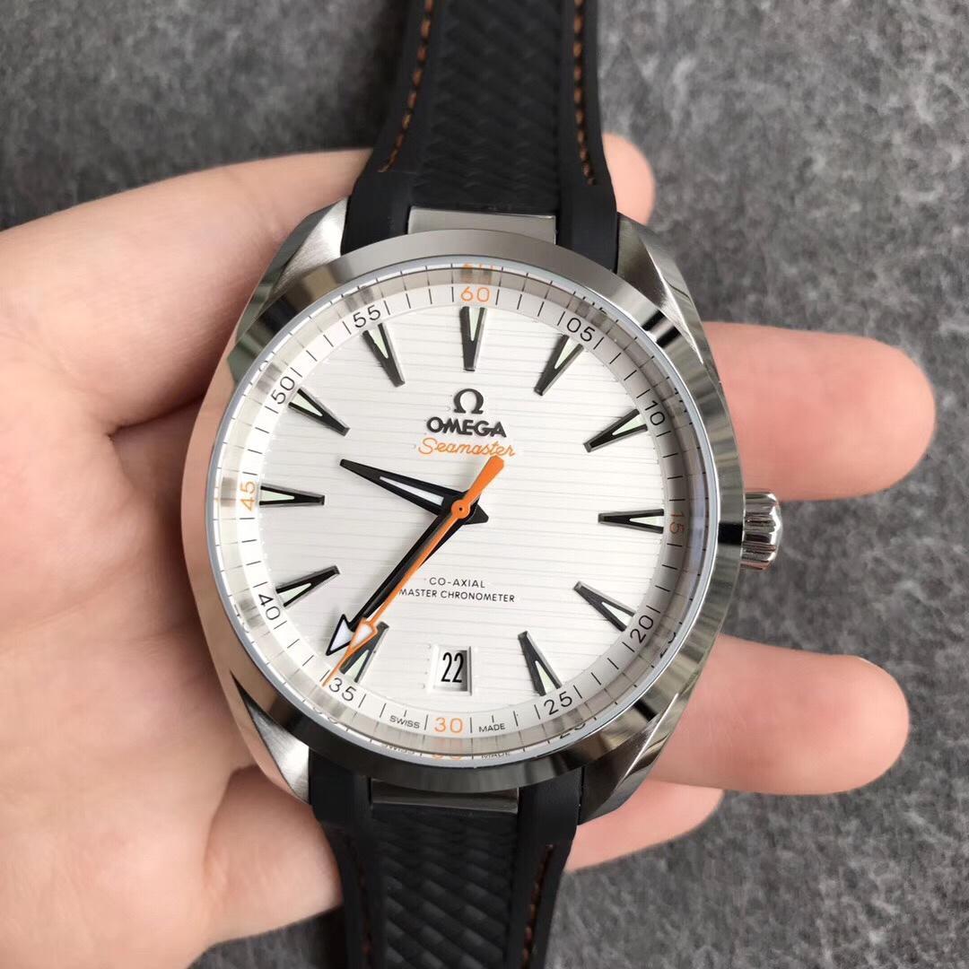 欧米茄海马150系列220.12.41.21.03.002腕表41MM