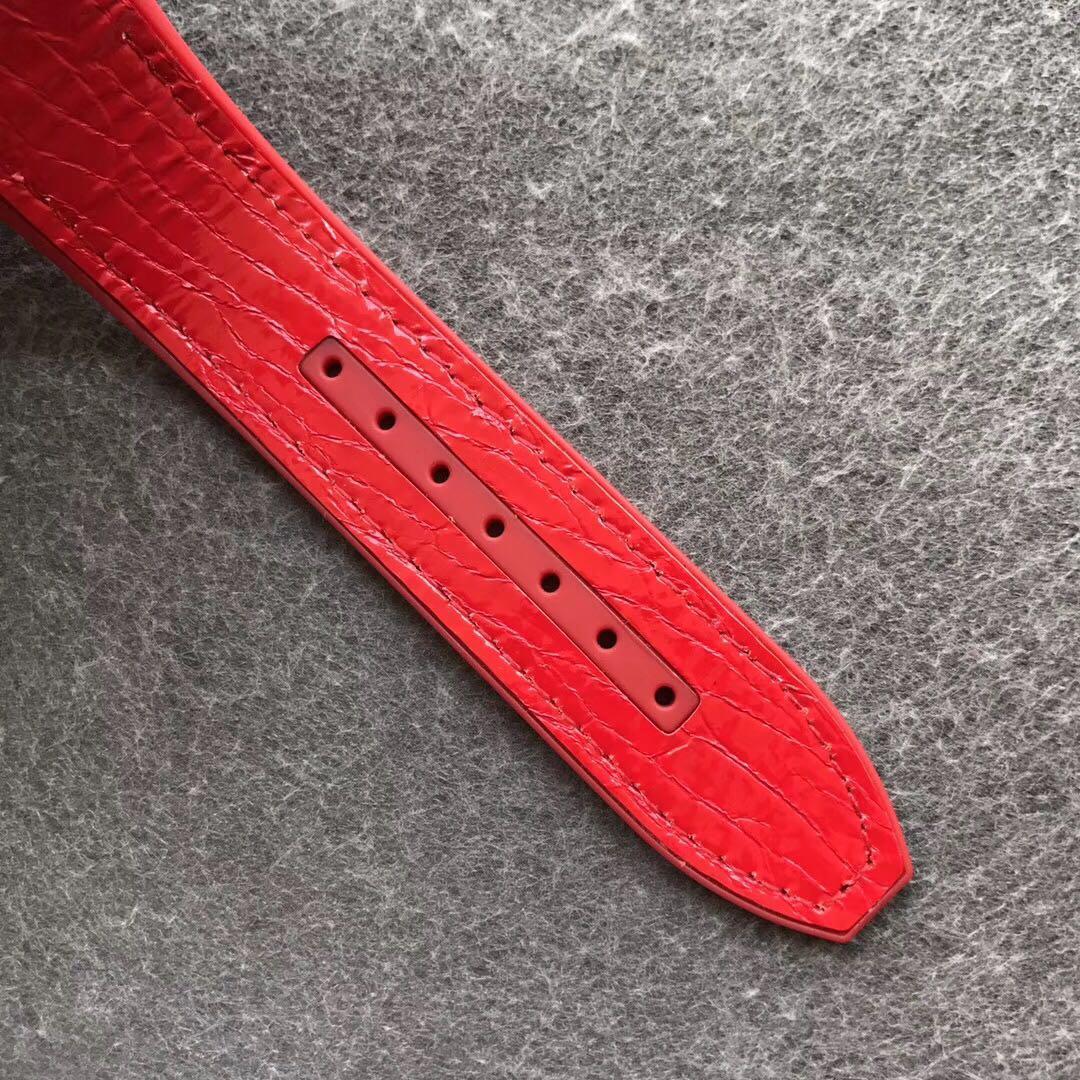 FM法兰克穆勒红魔碳纤维陀飞轮红色表带男款手表