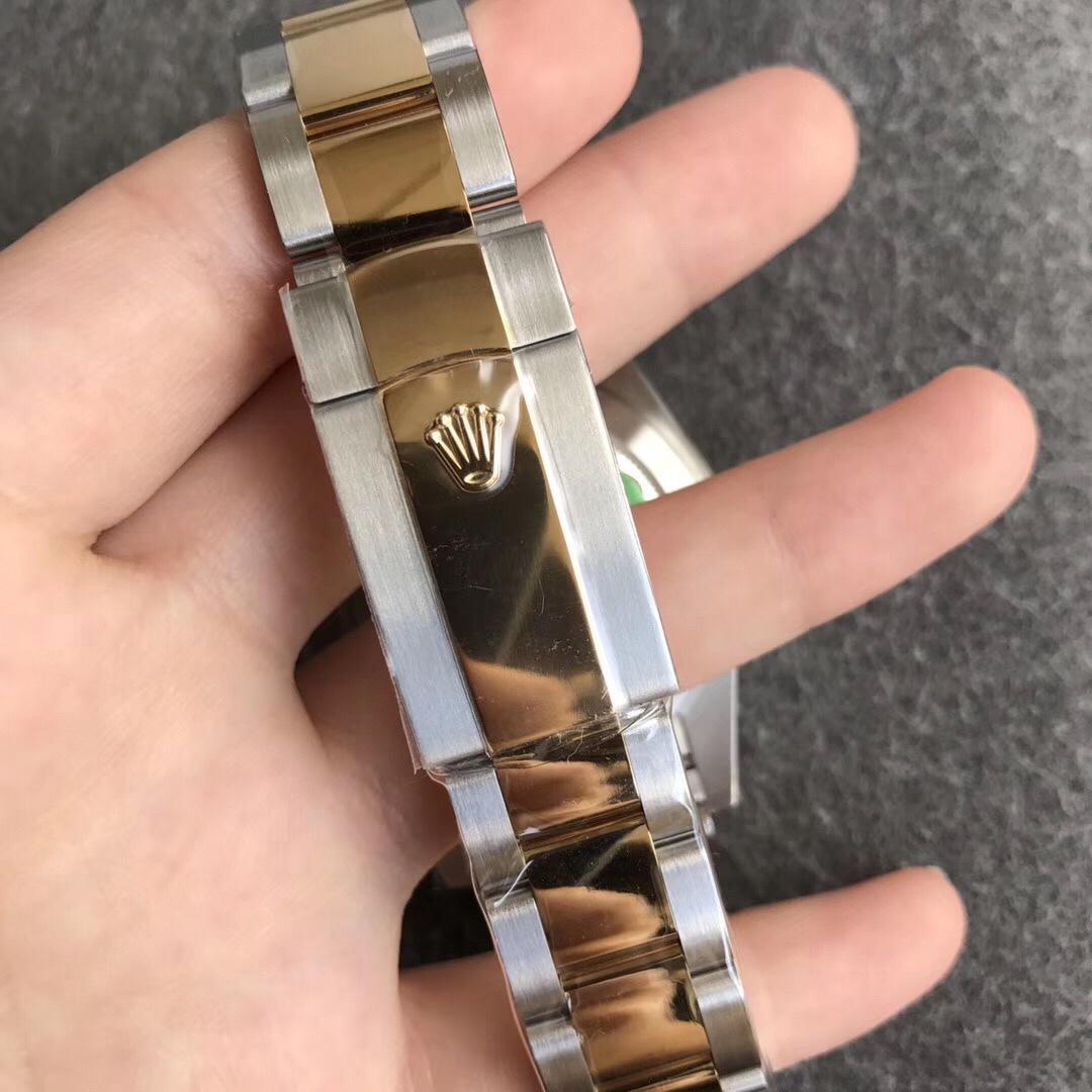 AR劳力士日志型顶级复刻表系列126331各颜色大全41mm表盘