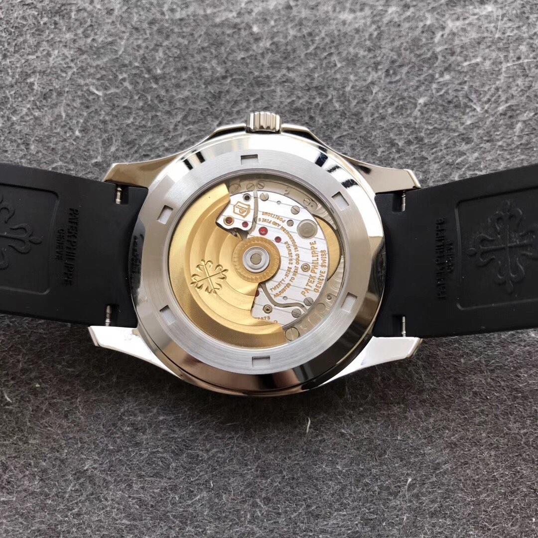 ZF百达翡丽海底探险者系列 手雷复刻表 灰盘