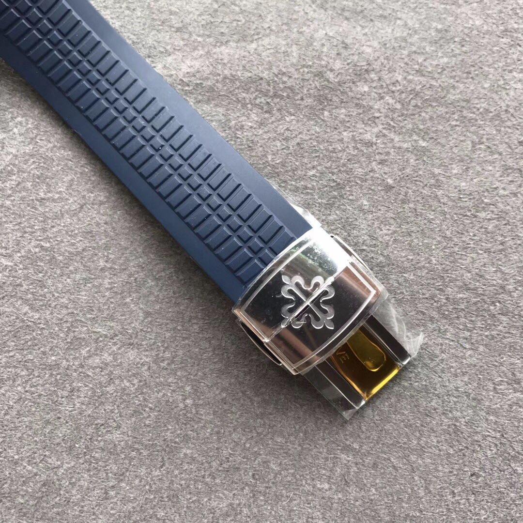 ZF百达翡丽海底探险者系列 手雷复刻表 蓝盘