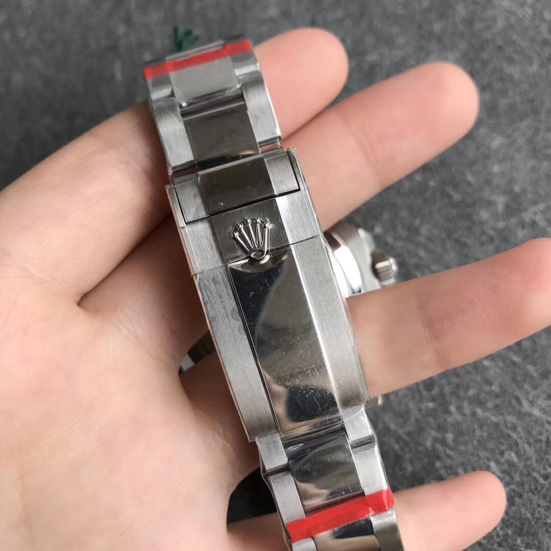 DJ劳力士格林尼治型II系列m126719blro-0002腕表陨石面GMT