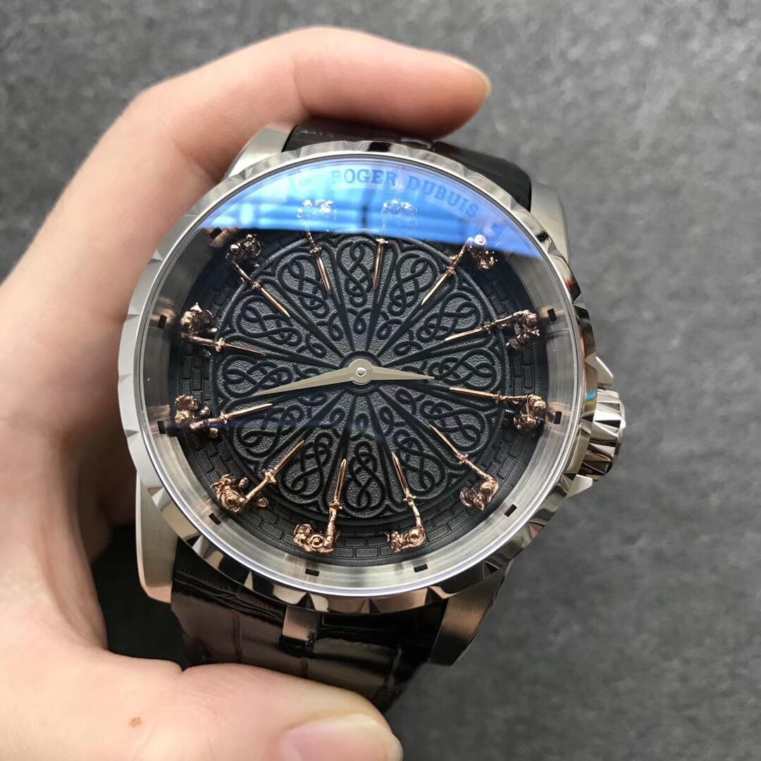 ZF罗杰杜彼EXCALIBUR(王者系列)系列RDDBEX0495腕表