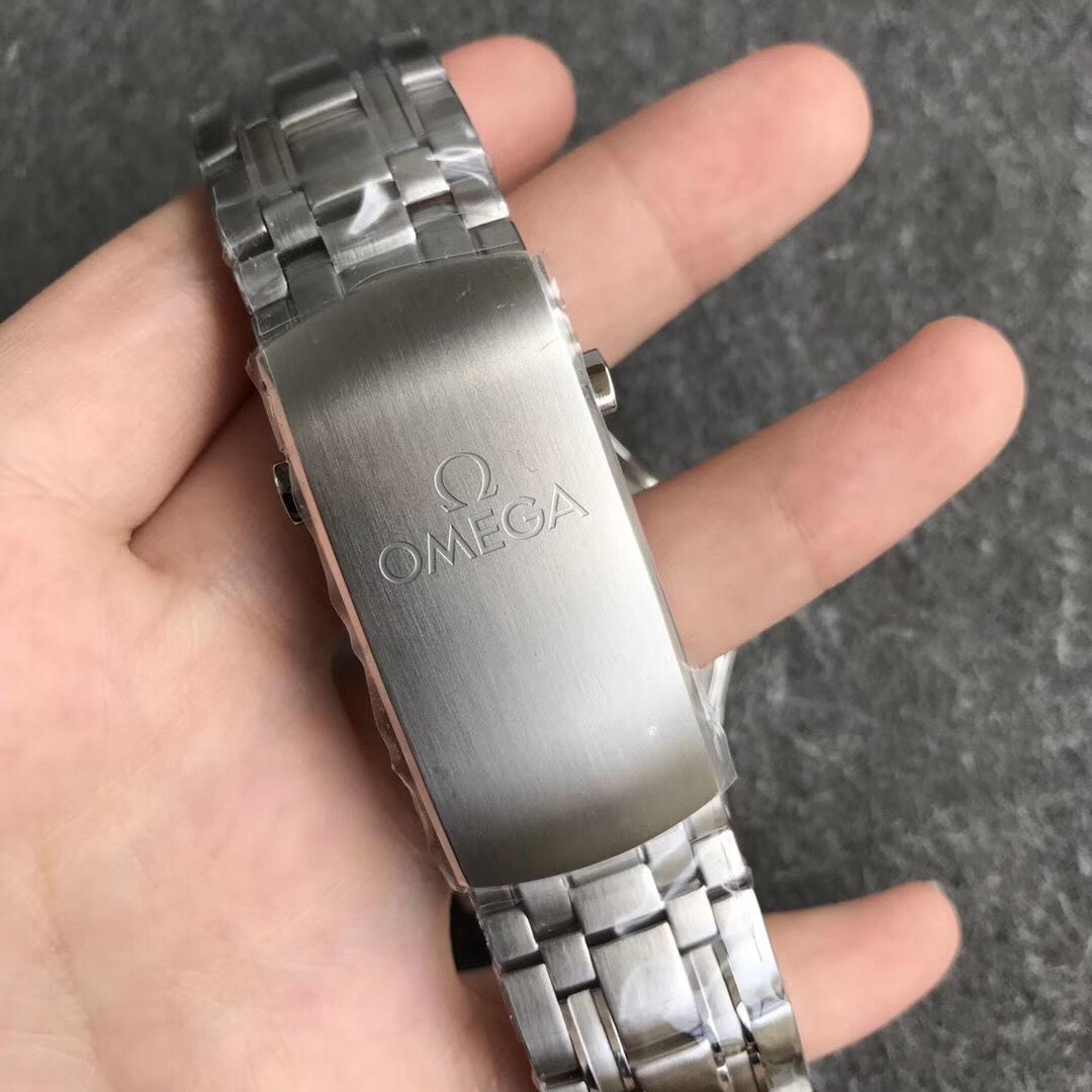 VS欧米茄海马300M复刻表陶瓷圈口钢表带 多种颜色