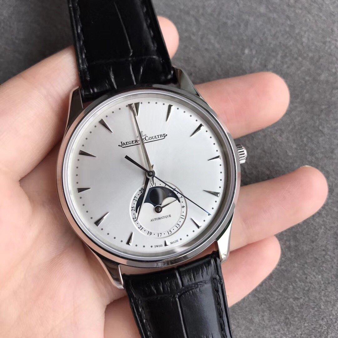 ZF积家月相大师超薄高端品质顶级复刻手表