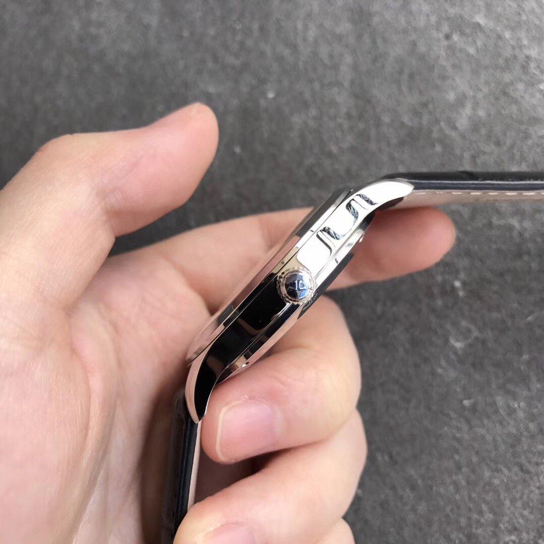 ZF厂积家大师复刻系列1548530超薄正装表