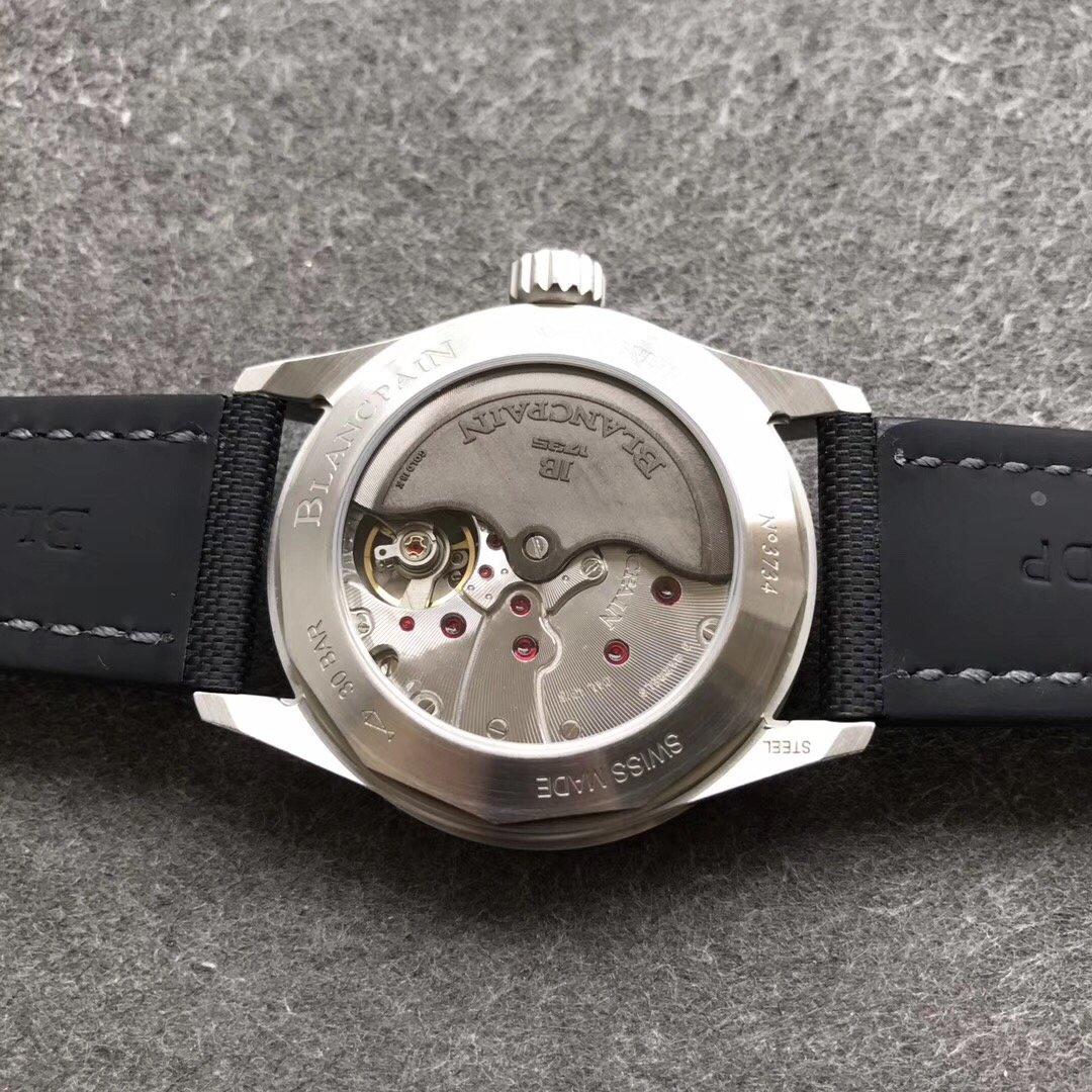 ZF宝珀五十噚5000经典复古款复刻手表