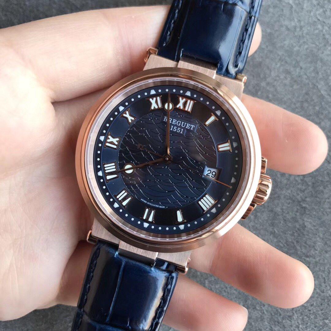 V9厂宝玑航海系列复刻5517手表