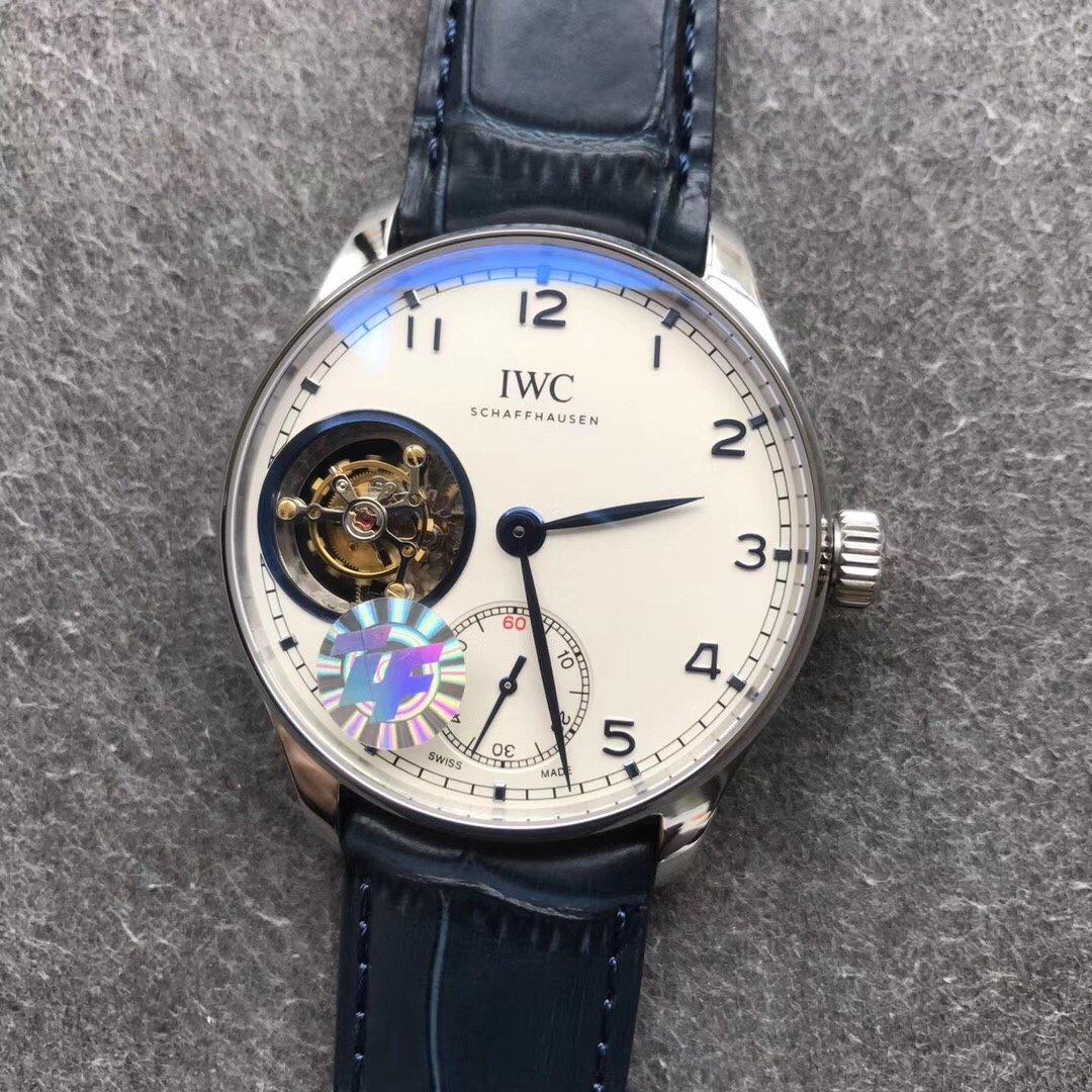 ZF厂万国表葡萄牙系列陀飞轮复刻手表