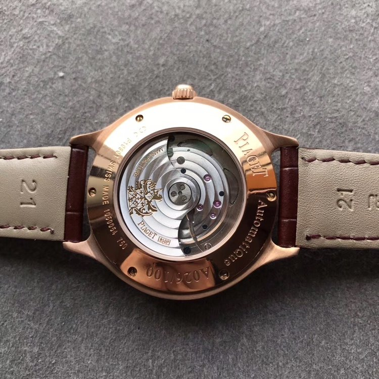 TW伯爵满天星PiagetEmperador枕形腕表复刻表