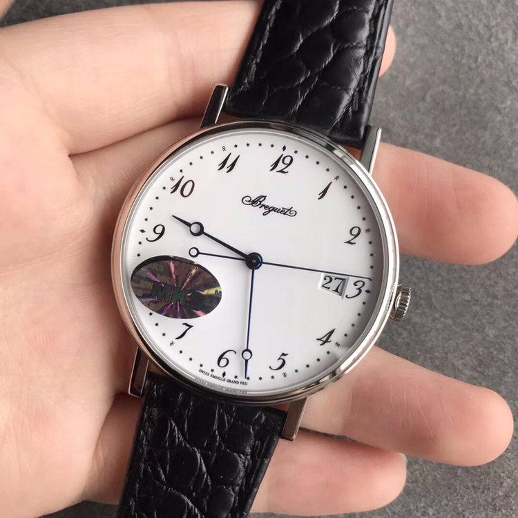MKS宝玑5177BB超薄经典腕表顶级复刻手表