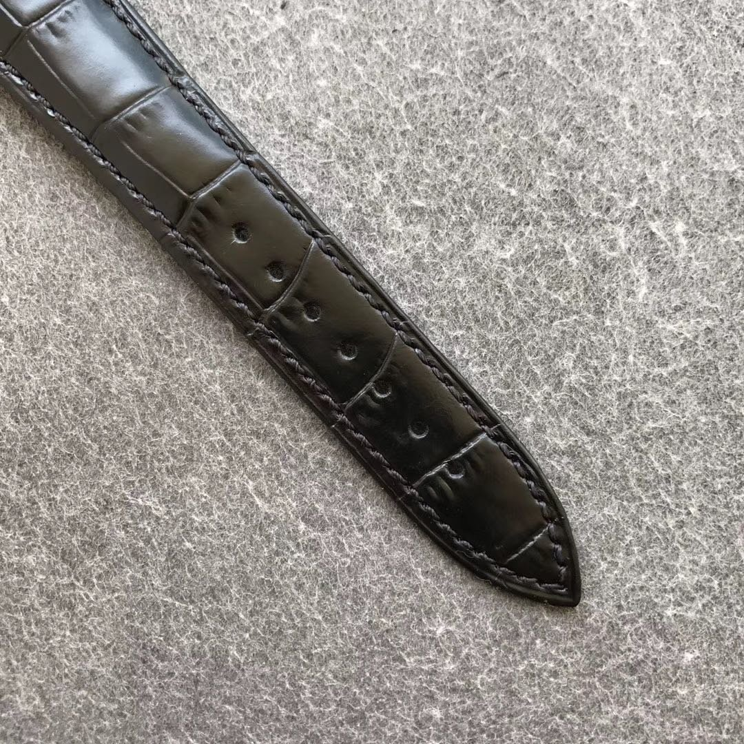 R8伯爵BIack Tie系列超薄月相陀飞轮腕表复刻表