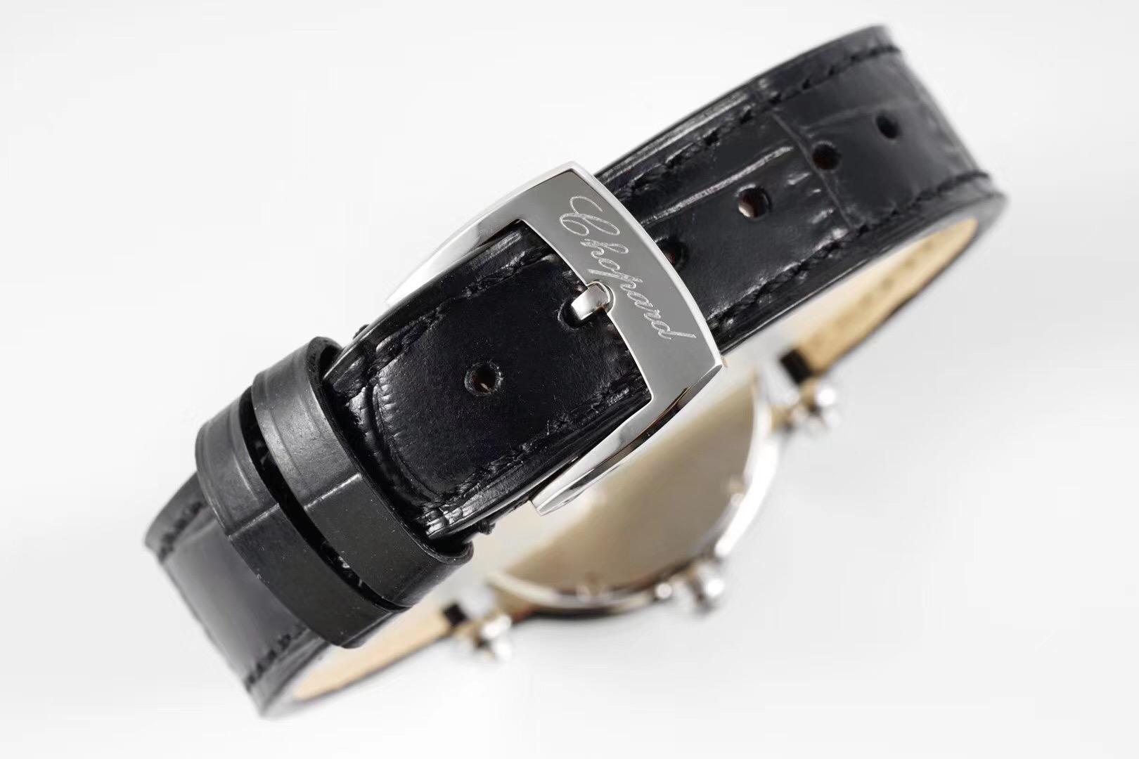 zf萧邦女表快乐钻石英系列278509-3001复刻手表评测