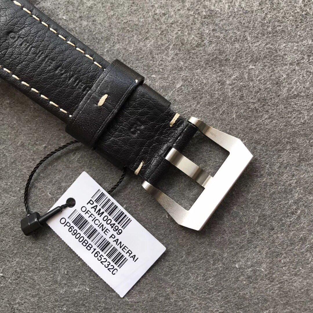VS厂沛纳海pam00499复刻表白盘夜光防水