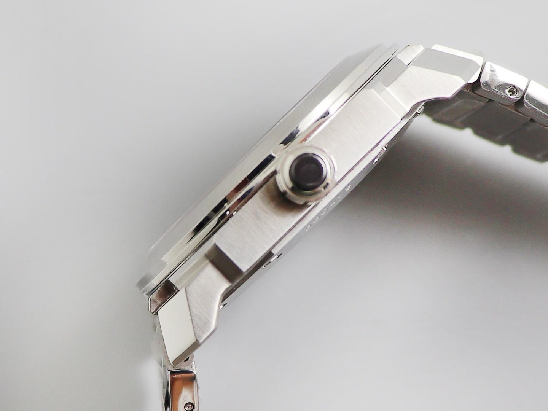 bv厂宝格丽复刻表38来壳直径和41尺寸octo简单霸气款