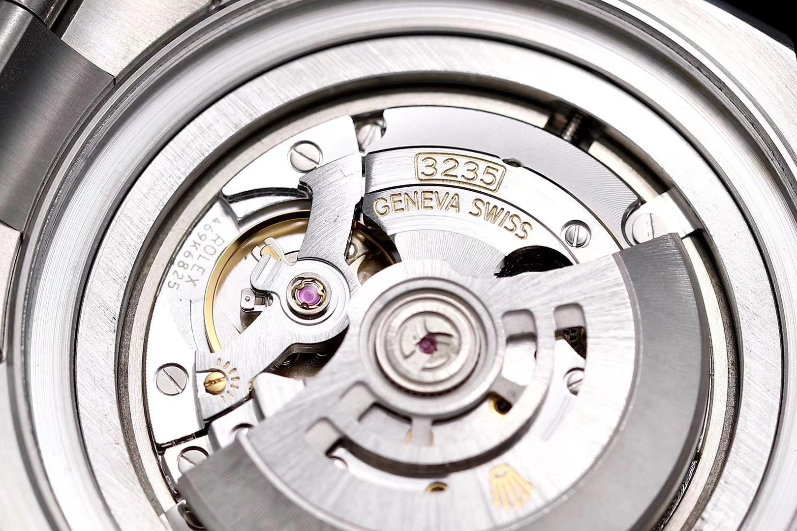 n厂劳力士海使型单红鬼王m126600-0001顶级复刻表43mm