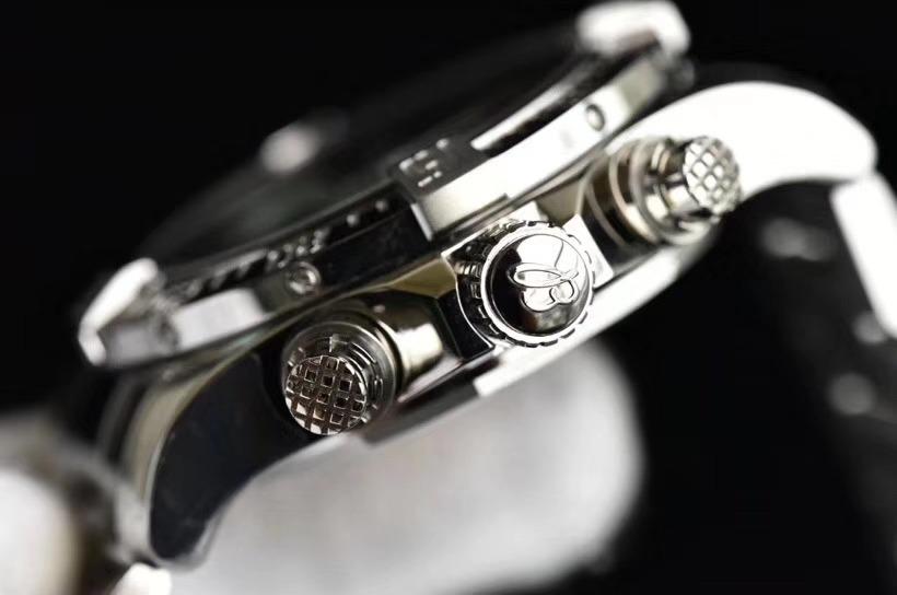gf百年灵复仇者计时腕表二代男士机械钢带