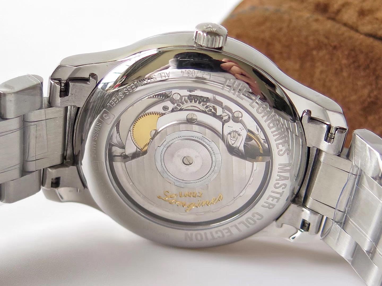 复刻表浪琴名匠系列L2.666.4.78.6男士机械手表