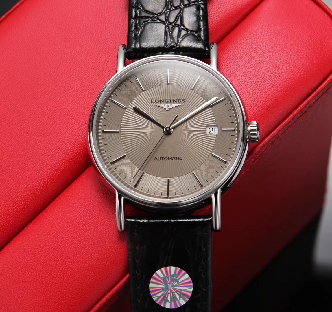 复刻手表浪琴瑰丽2892机械L4.801.2.42.2