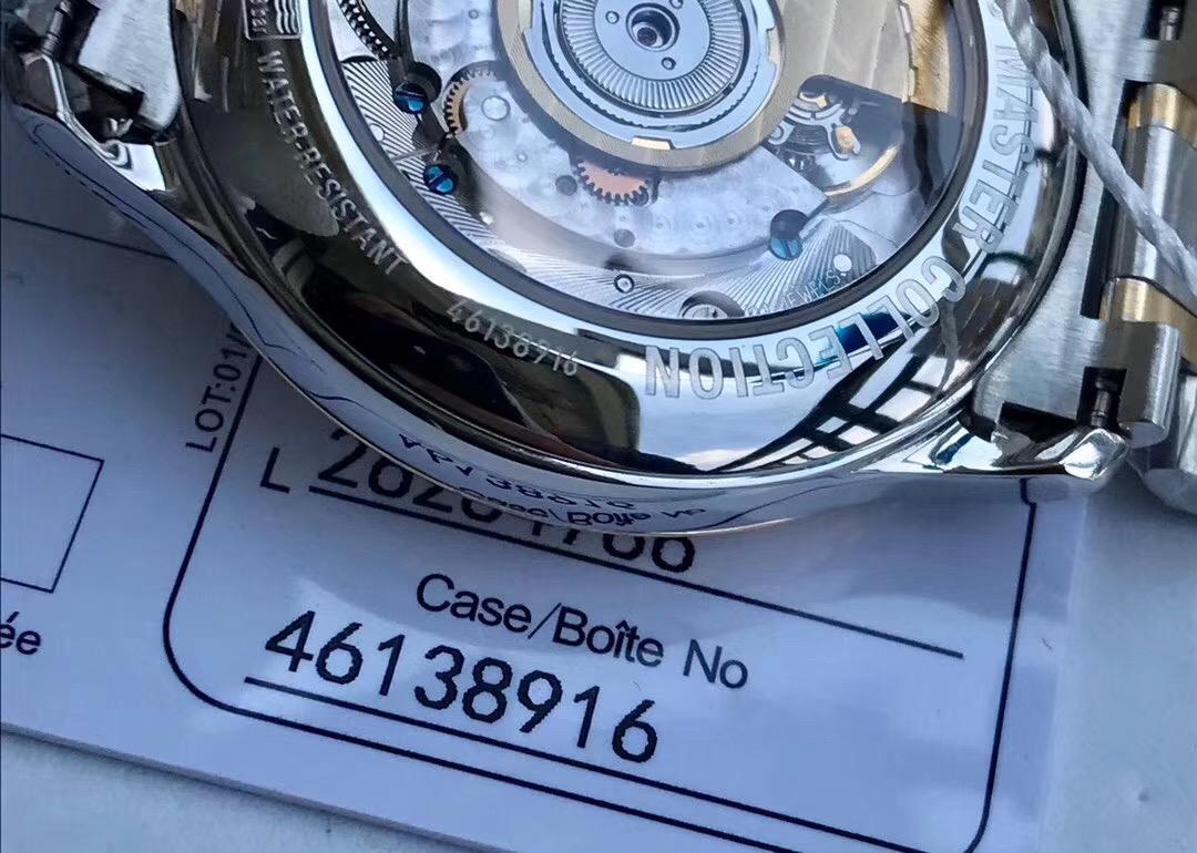 浪琴复刻手表名匠经典款超薄机械男士商务休闲