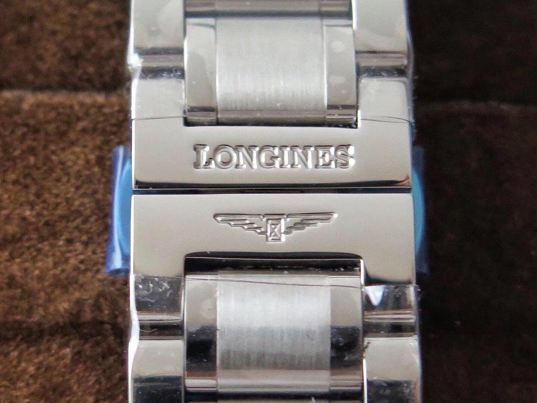 复刻手表浪琴名匠双历eta2836-2男士机械手表
