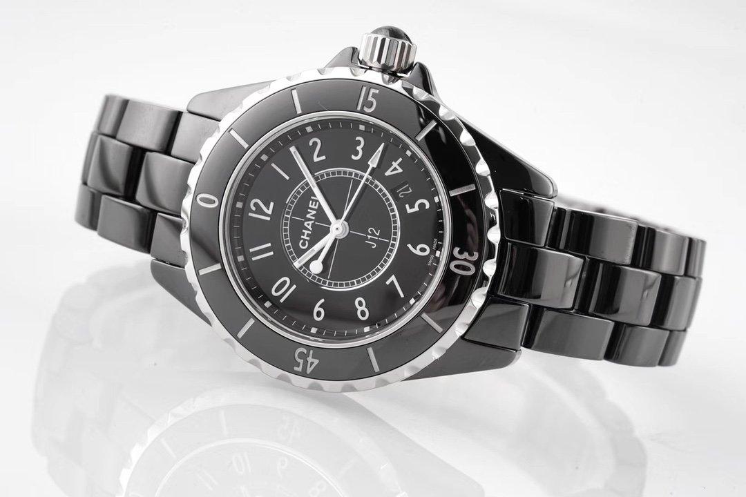 香奈儿J12系列陶瓷女表中号顶级复刻手表